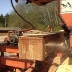 Mill cutting thins
